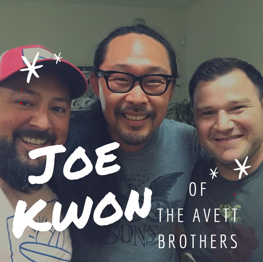 Joe Kwon with Max & Matt