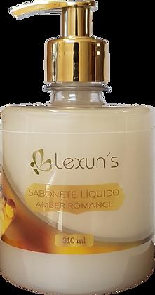 Sabonete Líquido Amber Lexuns - 310mL / 1L