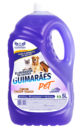Eliminador de Odores Guimarães - 5L