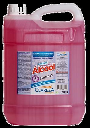 Álcool Perfumado Clareza - 5L