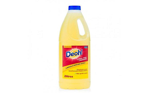 Limpa Piso Laminado Deoh - 2 Litros