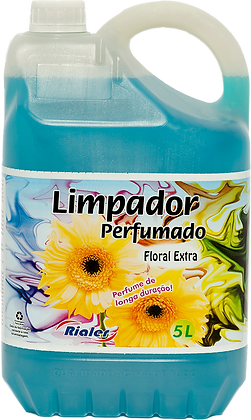 Limpador Perfumado Rialer - 5L