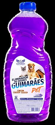 Eliminador de Odores Guimarães - 2L