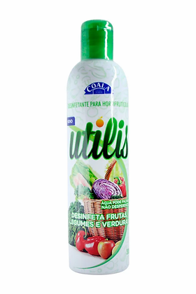 Desinfetante Hortaliças Utilis Coala - 300mL