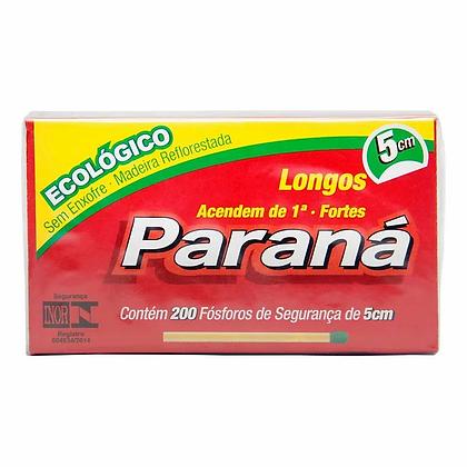 Fósforo Extra Longo Paraná - 1un / 15un