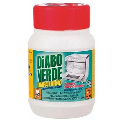 Limpa Forno Diabo Verde - 250g
