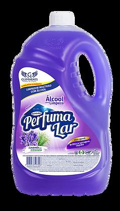 Limpador com Álcool Perfumado - 5L