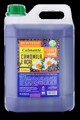 Sabonete Líquido Camomila e Açaí Premisse - 5L
