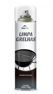 Limpa Grelhas DomLine - 300mL
