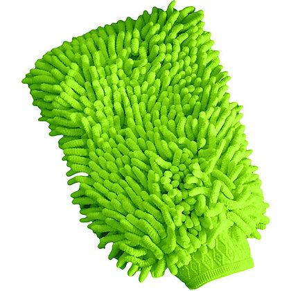 Luva de Microfibra para Lavar Carros - 1un