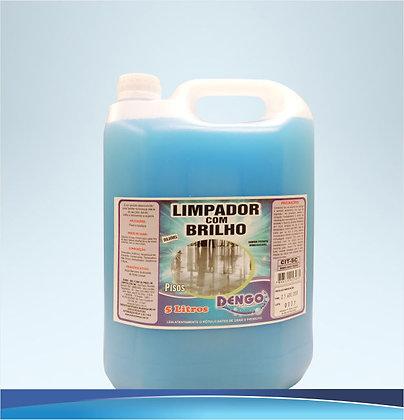 Limpador com Brilho Dengo - 5L