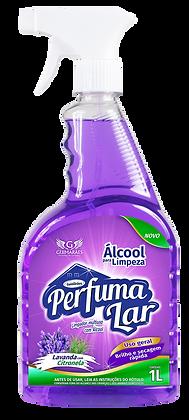 Limpador com Álcool Perfumado - 1L