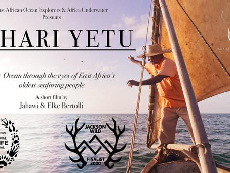 Bahari Yetu is Out!