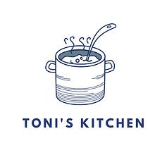 TONI'S KITCHEN LOGO REBRAND FINAL  2019-