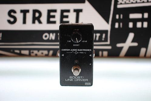 Custom Audio Electronics Boost/Line Driver