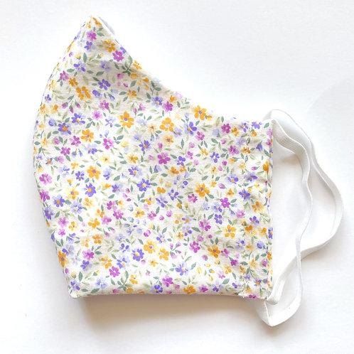 Ditsy Flowers (Cream