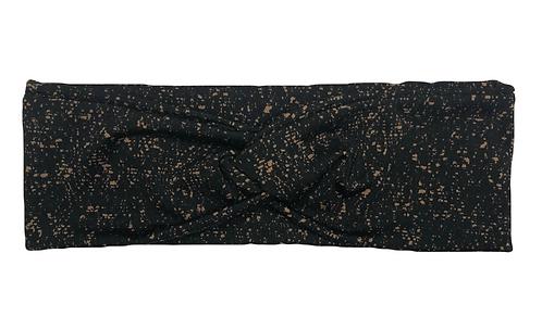 Black & Bronze Speckle
