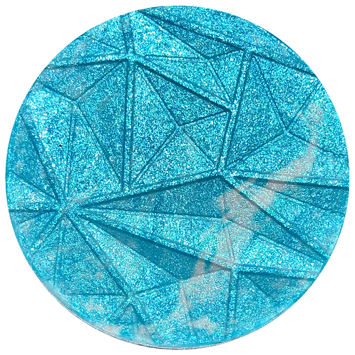 Crystal Gem-lighter Aquamarine