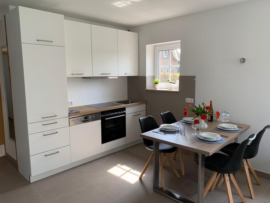 Küche & Essbereich Beispiel