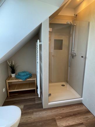 Badezimmer Dachgeschoss Beispiel