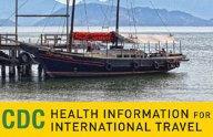 CDC Travel Health Info