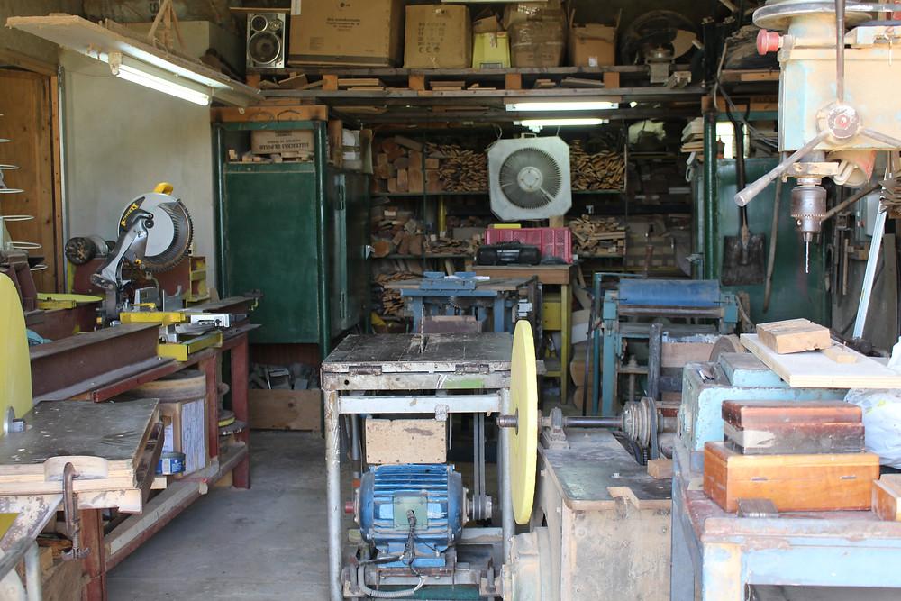 Marlin's Workshop