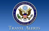 Travel Alerts