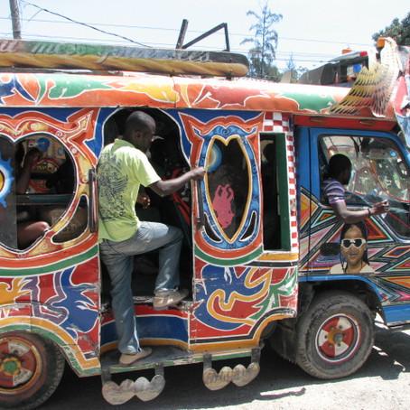 Haiti: We're Going