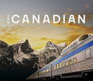When was the last time you took a  vacation on a train?