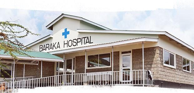 Baraka Hospital Grand Opening