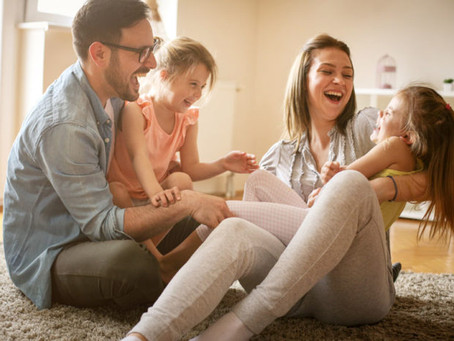 Actividades divertidas que puedes hacer en casa con tus hijos