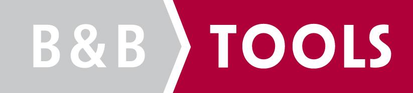 B&B TOOLS logo RGB