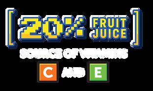 Fruit Juice & Vitamins C and E