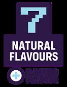 7 Natural Flavours + Bonus Flavour