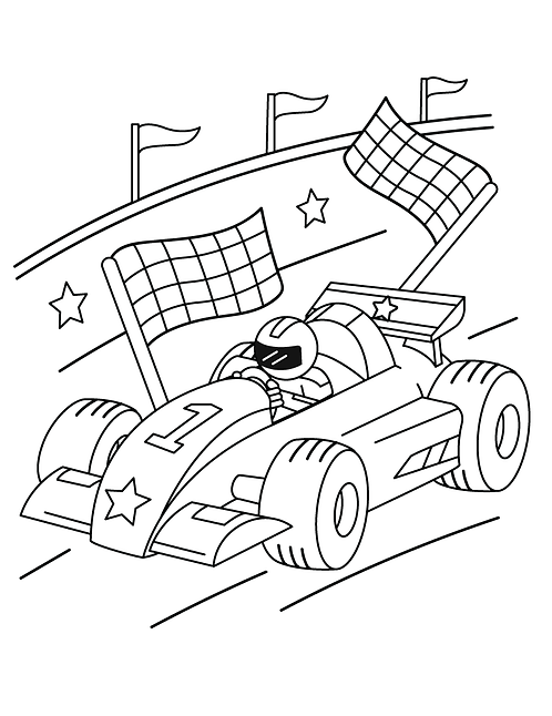 Carro Fórmula 1