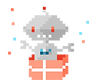 Pixelated Robot