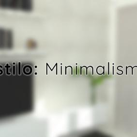 Estilo: Minimalismo