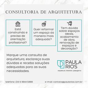 Consultoria de Arquitetura