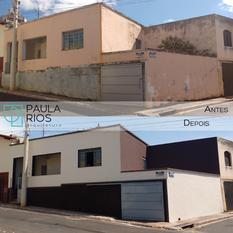 Projeto AR - Fachada Residencial