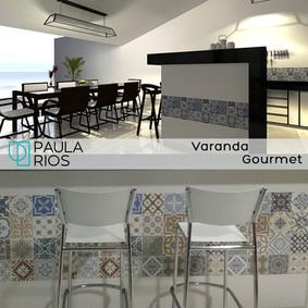 Projeto RR - Varanda Gourmet