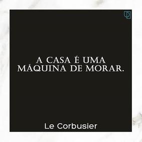 Inspiração: Le Corbusier