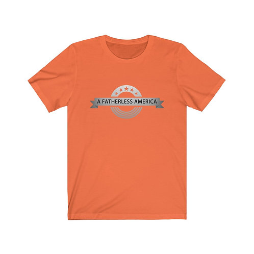 A Fatherless America Short Sleeve Tee - Bright Colors