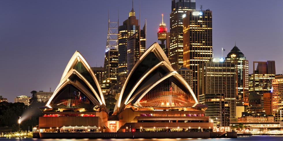 Tommy Sotomayor's Anti-PC Tour -  Sydney, Aus (2020 Pre Sales)
