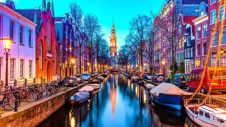 Tommy Sotomayor's Anti-PC Tour -  Amsterdam, Netherlands (2020 Pre Sales)