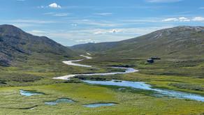 68º-71º nördliche Breite - Finnmarks Osten