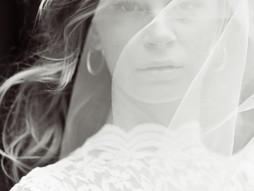 Black and White Editorial Bridal Shoot