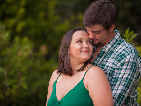 Blake and Kayla's Engagement shoot