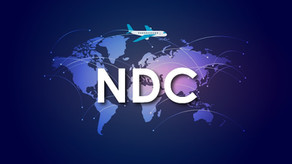 How can airlines reduce their distribution cost through NDC?