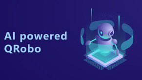 AI-Powered Qrobo for Real-time Notification of Airline Rescheduling/Cancellations