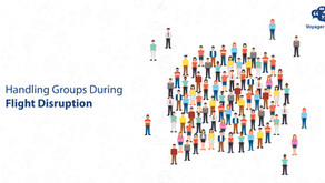 Handling Groups During Flight Disruption